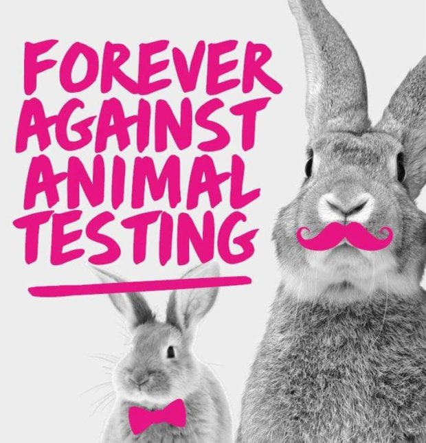 The Body Shop Forever Against Animal Testing