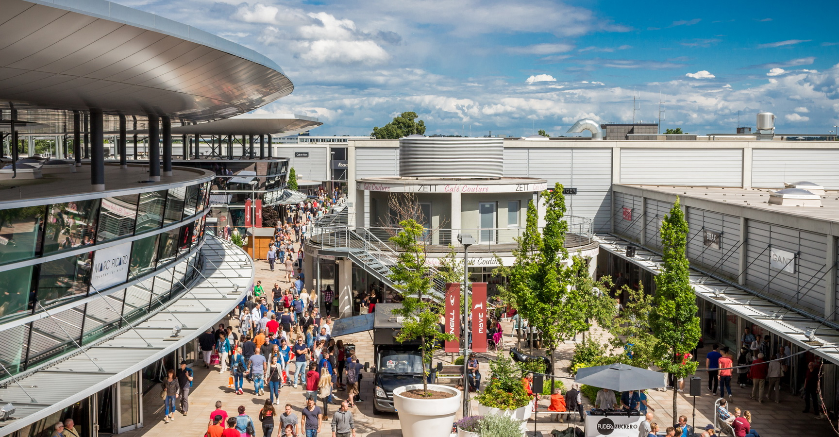 Designer Outlets Wolfsburg – Our Yields