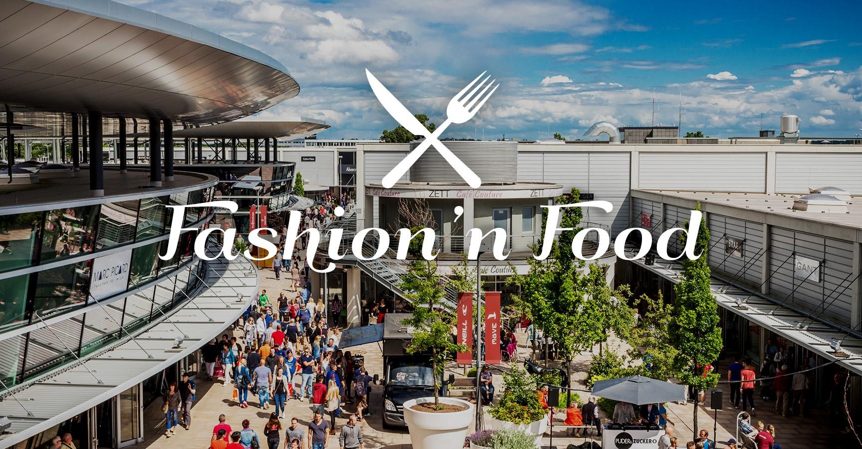 Fashion Food Streetfood In Den Designer Outlets Wolfsburg
