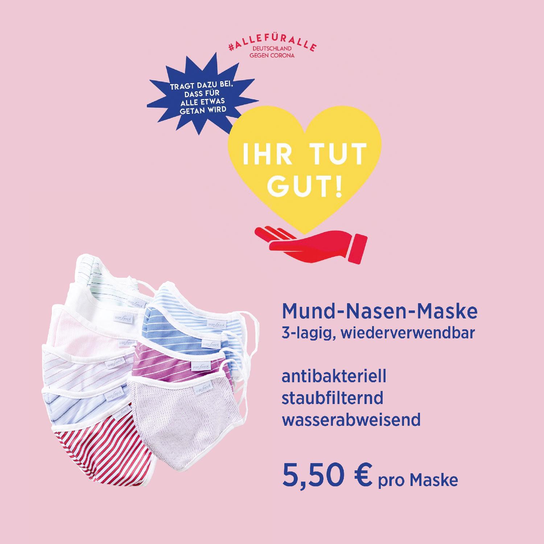 Van Laack Masken Lidl