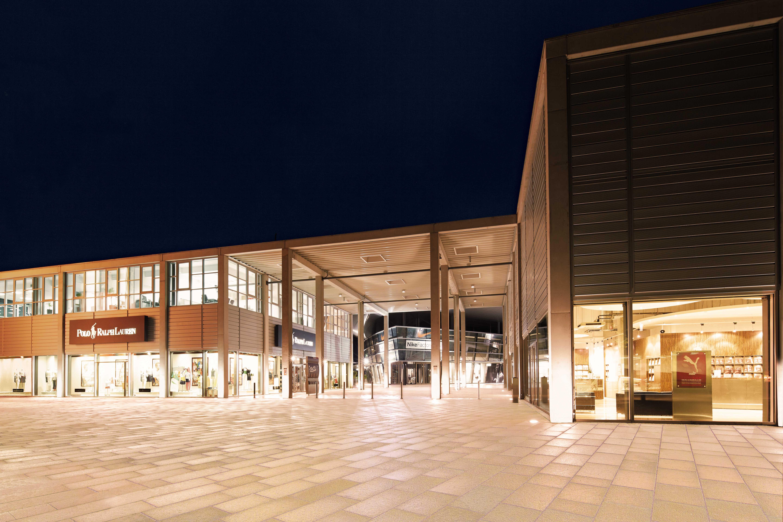 Center impressionen designer outlets wolfsburg for Impressionen outlet
